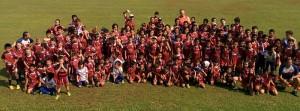 Jakarta Komodos Junior Rugby Club 2017 2018 Season Indonesia