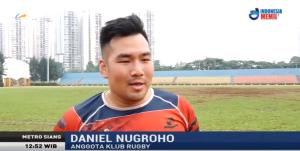Daniel Nugroho Jakarta Komodos Rugby Club Indonesia